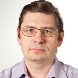 Sergey Dmitriev portrait photo