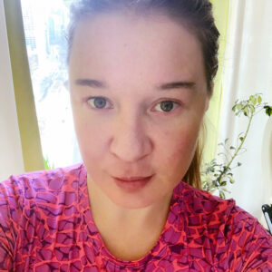 Yulia Gaydash portrait photo